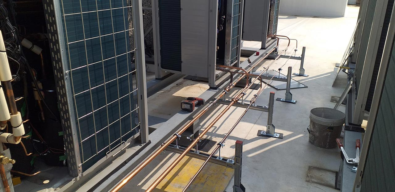 Impianti industriali Transferoil